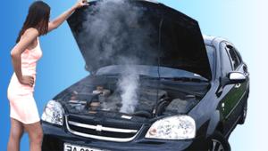 перегрев двигателя авто как чинить
