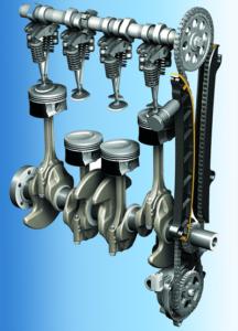 ремонт системы газораспределения двигателя спб стоимость