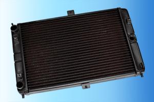 замена ремонт радиатора двигателя стоимость в спб